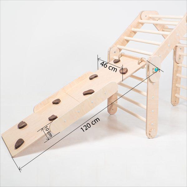 HappyMoon climber with ramp